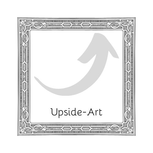 Upside art